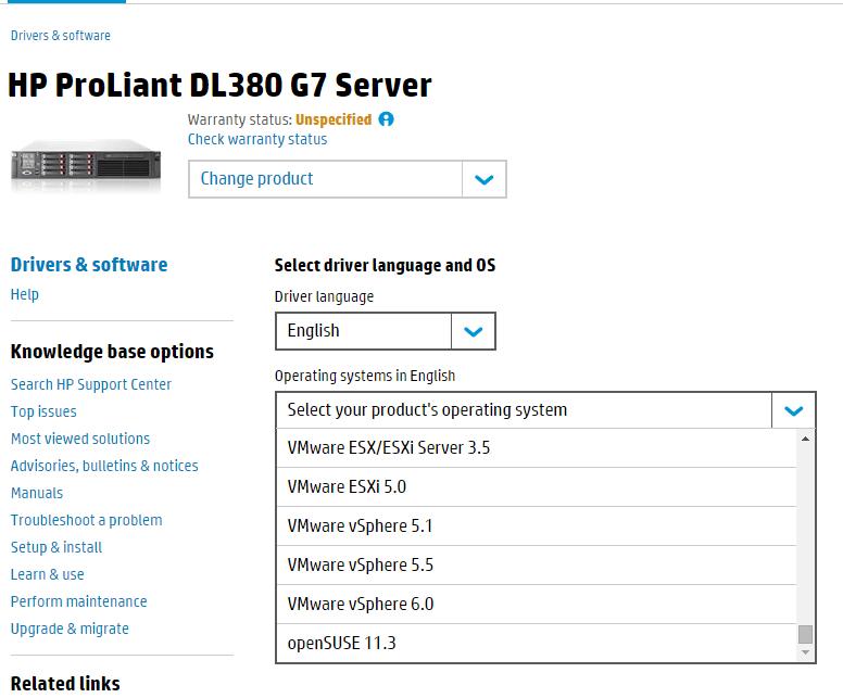 Как обновить  ILO 3 в HP dl380 g7 через Web интерфейс-02-1