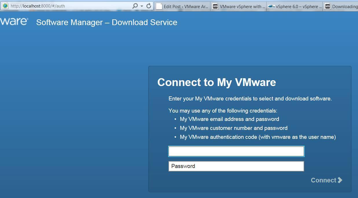 Как скачать VMware vSphere 6.0-02
