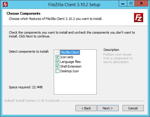Как установить FileZilla-04