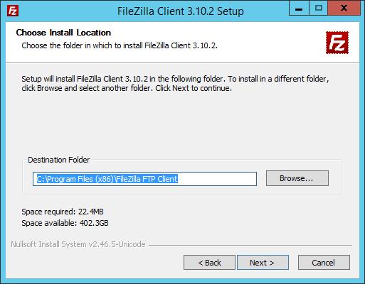 Как установить FileZilla-05