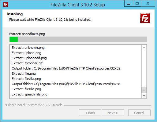 Как установить FileZilla-07