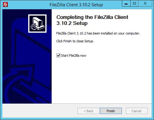 Как установить FileZilla-09