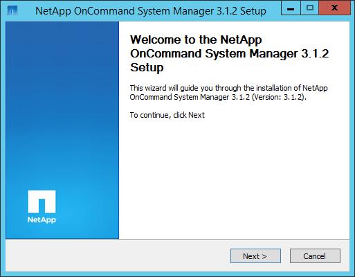 Как установить System Manager в Windows-02