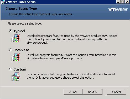 Как установить VM Tools в виртуальной машине с Windows в ESXI 5.5.x-06