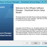 Как установить VMware Software Manager — Download Service