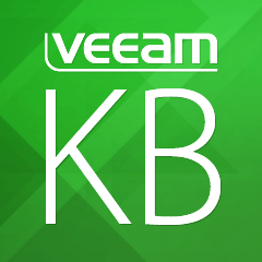 Ошибка Job finished with error at в Veeam Backup & Replication 7-01