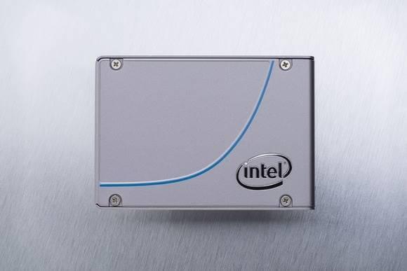 Intel выпустила твердотельные накопители SSD 750-01