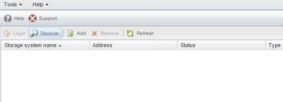 Как добавить контроллеры в NetApp OnCommand System Manager-01