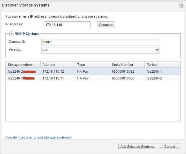 Как добавить контроллеры в NetApp OnCommand System Manager-04