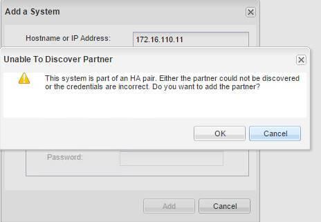 Как добавить контроллеры в NetApp OnCommand System Manager-07