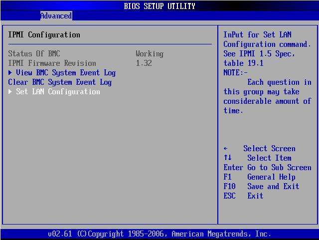 Как настроить IPMI на серверах Supermicro в BIOS-02