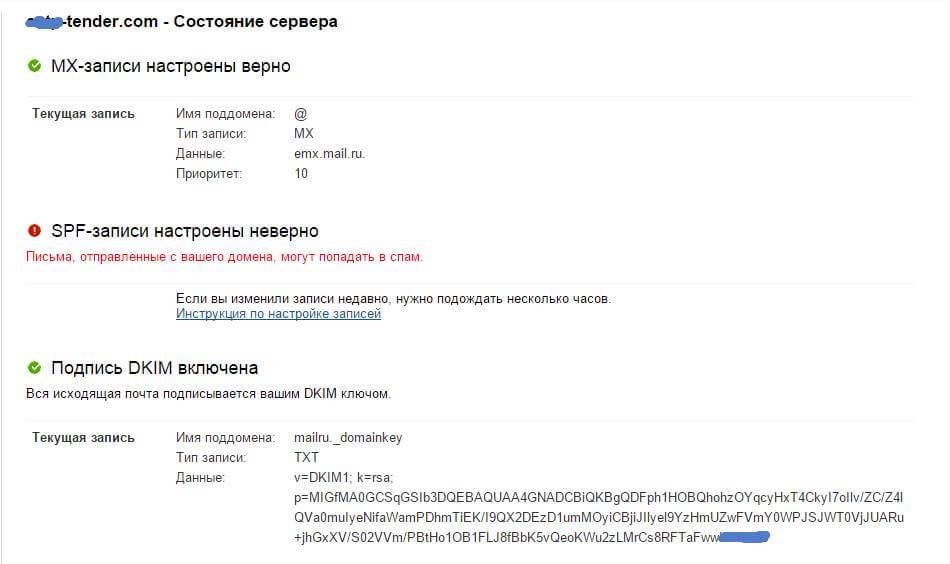Как настроить почту mai.ru для бизнеса на reg.ru-10