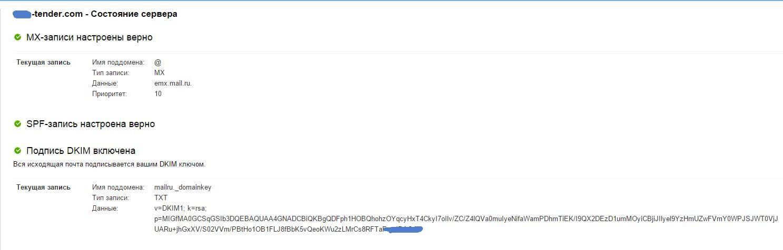 Как настроить почту mai.ru для бизнеса на reg.ru-12