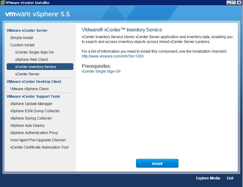 Как обновить Vcenter 5.5.1945274  до 5.5.2442329 - часть 1-21