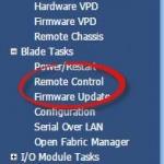 Как обновить все прошивки на IBM Blade HS22