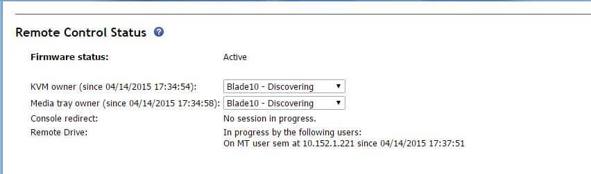 Как обновить все прошивки на IBM Blade HS22-09