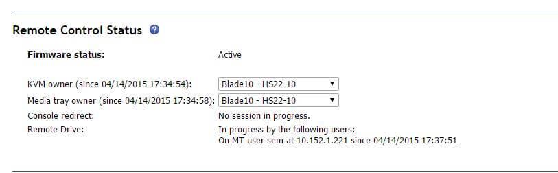 Как обновить все прошивки на IBM Blade HS22-12