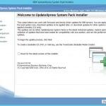 Как обновить все прошивки на IBM сервере из локального репозитория