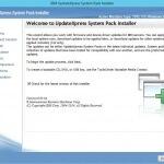 Как обновить все прошивки на IBM сервере в Windows