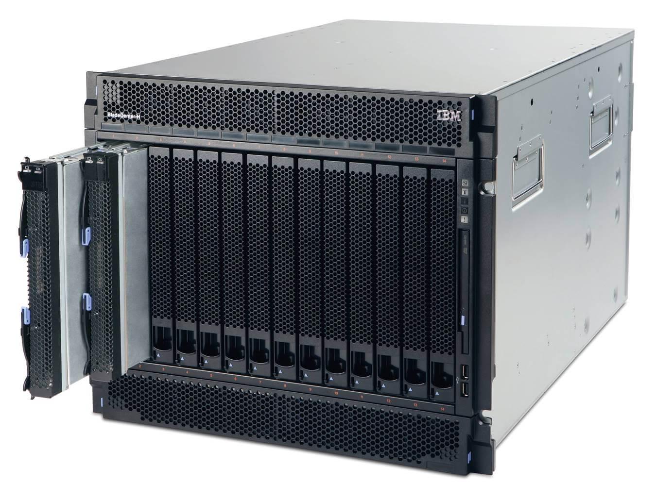 Как примонтировать DVD или ISO в AMM IBM Blade Center