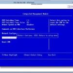 Как сбросить настройки Integrated Management Module (IMM)