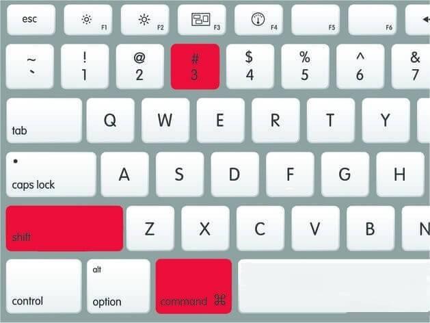 Как сделать скриншот на Mac-01