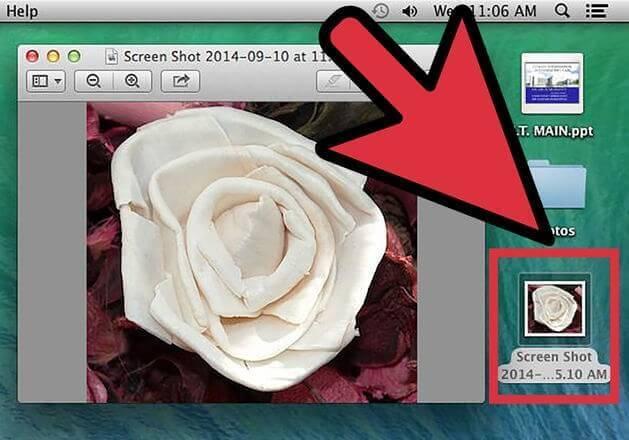 Как сделать скриншот на Mac-05
