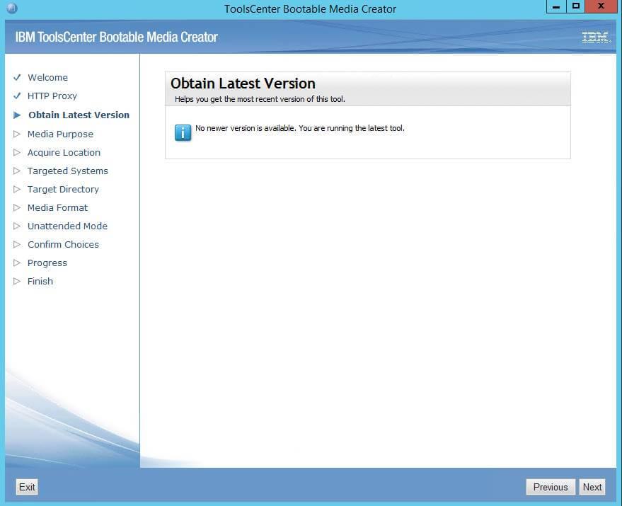 Как создать диск обновления драйверов для IBM сервера из локального репозитория-04