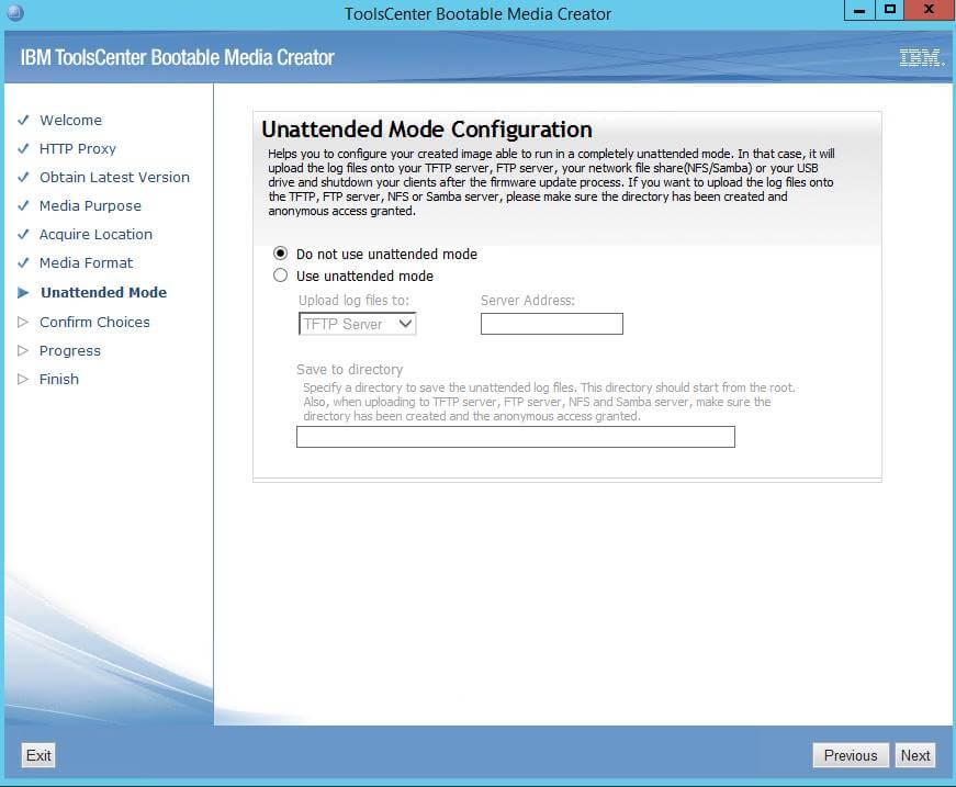 Как создать диск обновления драйверов для IBM сервера из локального репозитория-08