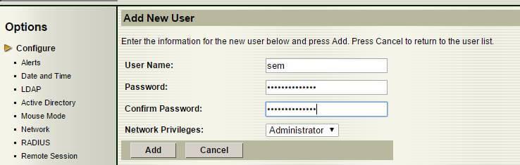 Как создать пользователя на IPMI Supermicro через web интерфейс-02