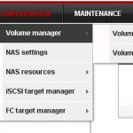 Как создать volume в Open-E 7 и отдать его ESXI 5.5
