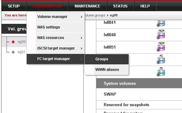 Как создать volume в Open-E 7 и отдать его ESXI 5.5-05
