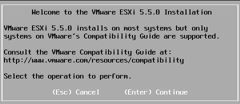 Как установить ESXI 5.5 на флешку с помощью VMware workstation 11-11