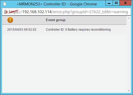 Ошибка Open-e в веб интерфейсе не работаю кнопки действий-05