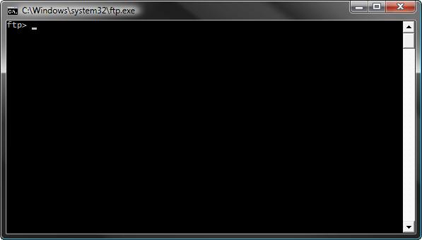 Утилита ftp.exe как инструмент для работы с FTP-серверами-01