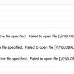 Ошибка Failed to open file \\?\GLOBALROOT\Device\HarddiskVolumeShadowCopy14 в Veeam Backup & Replication 7