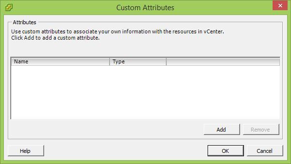 Как добавить свой атрибут виртуальной машины в ESXI 5.5 через VMware vSphere Client-02