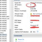Как обновить версию виртуальной машины ESXI 5.5 / Как обновить VM Version ESXI 5.5