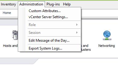 Как создать email оповещение alerts в vCenter 5.x-01