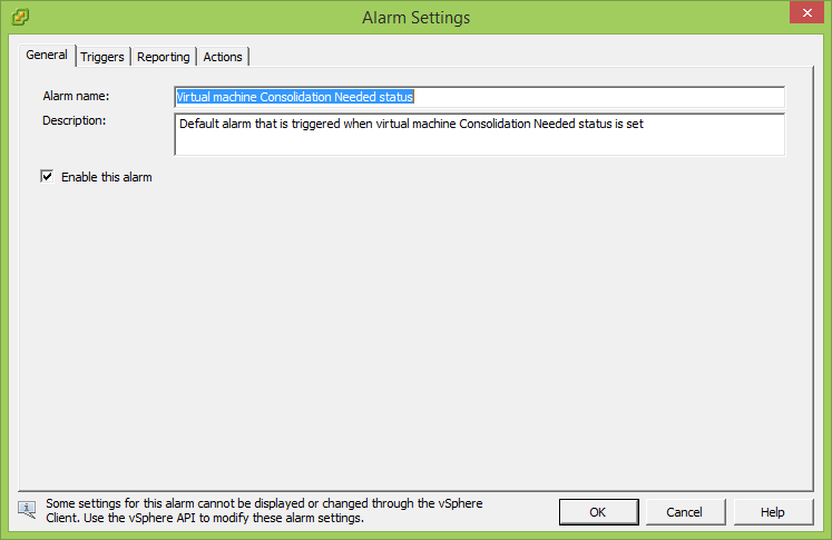 Как создать email оповещение alerts в vCenter 5.x-05