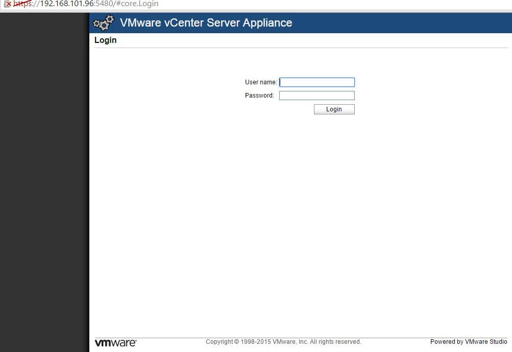 Как установить VMware-vCenter-Server-Appliance-5.5.0.10300-12