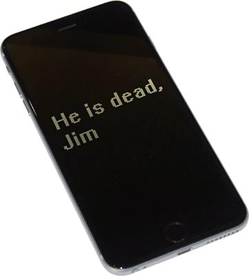 Не включается iPhone-03