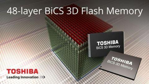 SSD 30 ТБ к 2018 году создадут в SanDisk
