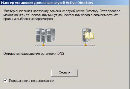 Как добавить контроллер домена в существующий лес Active Directory Windows Server 2008 R2-023