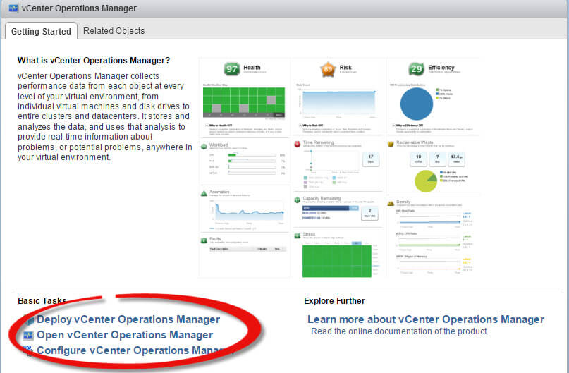 Как настроить VMware vCenter Operations Manager 5.8.X через vCenter Web Client-12