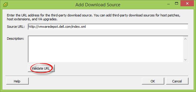 Как обновить драйвера Dell в VMware ESXi 5.5 через Update Manager-01