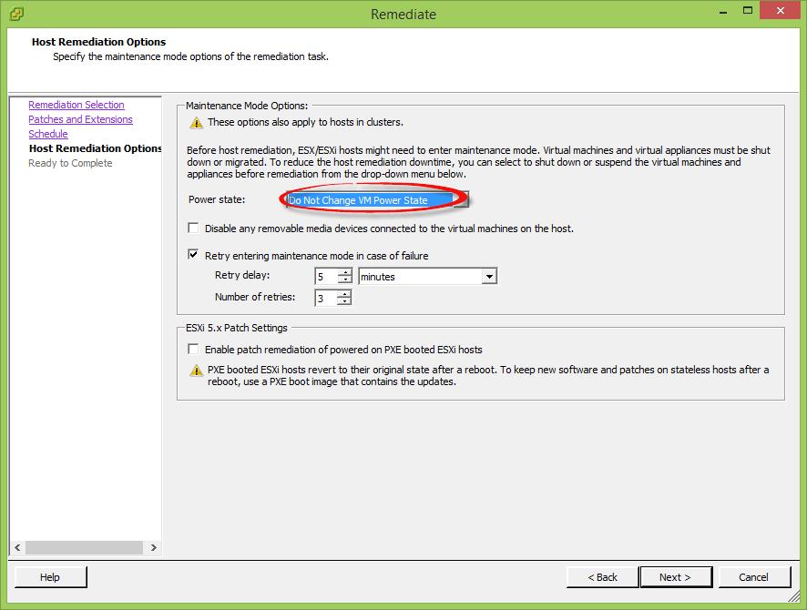 Как обновить драйвера Dell в VMware ESXi 5.5 через Update Manager-13