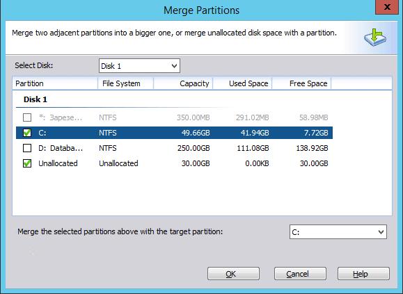 Как расширить системный раздел в Windows 7,8.1,10-04