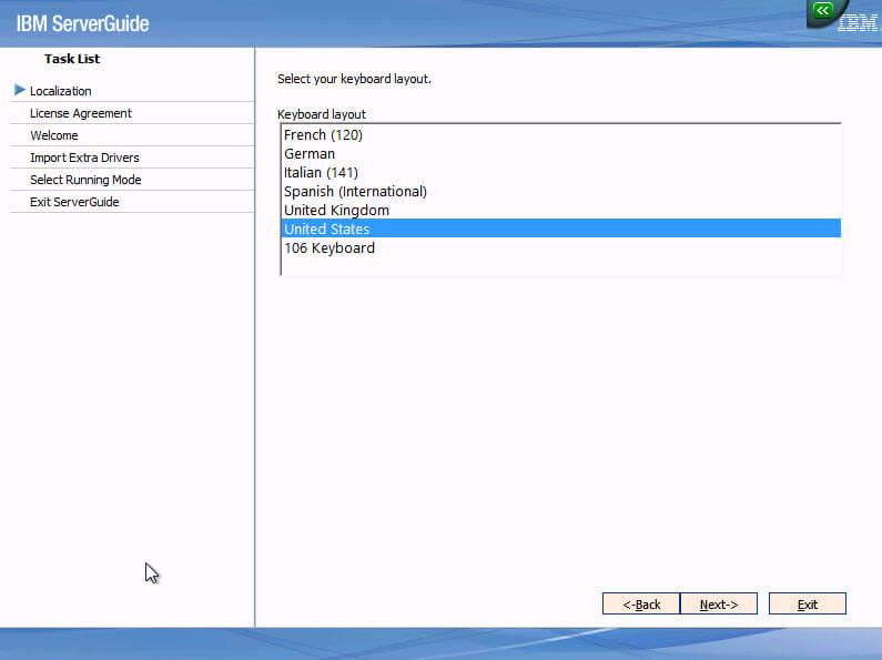 Как установить Windows 2012R2 на блейды IBM Blade HS22-02