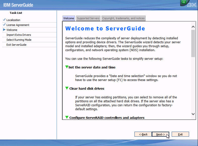 Как установить Windows 2012R2 на блейды IBM Blade HS22-04